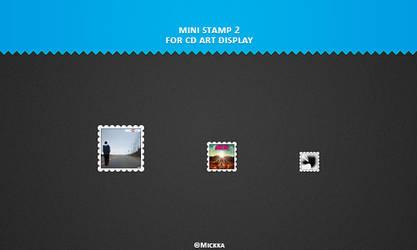 Mini Stamp 2 by Mickka