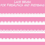 Lace Brush