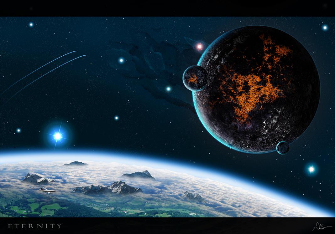 Eternity - older version by Scortis