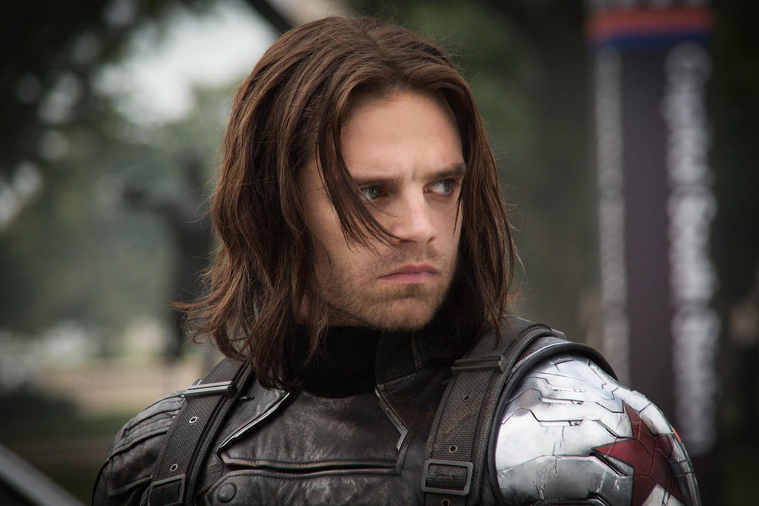 The Winter Soldier - Chapter 1 (Bucky x Reader) by savrom