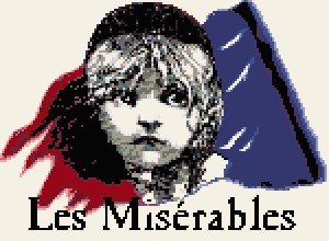 Les Miserables Cross Stitch Pattern by Elfhawk