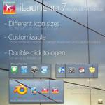 iLauncher7 1.0 - gadget