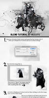 Blend Tutorial by Reecito by reecito