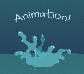 Water fx animation by Annorelka