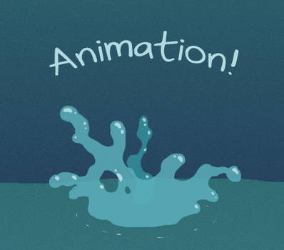 Water fx animation