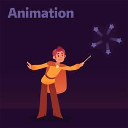 Star wizard [Animation]