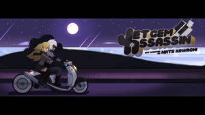Jet x Citrine Scooter Animation