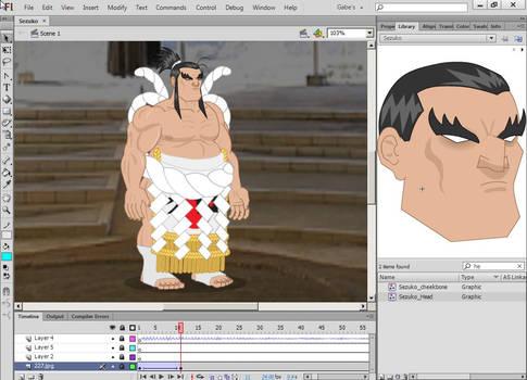 Sezuko The Ultimate Sumo Warrior