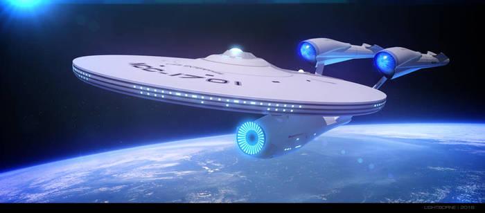Beyond Enterprise - Cinema4D download