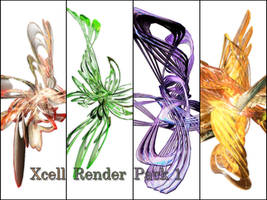Xcell Render Pack 1 by xcellcior
