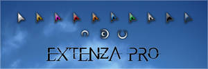 EXTENZA PRO cursor pack by DanFox