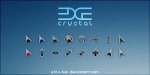EDGE crystal by DanFox