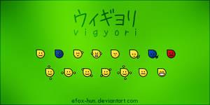 Vigyori by DanFox