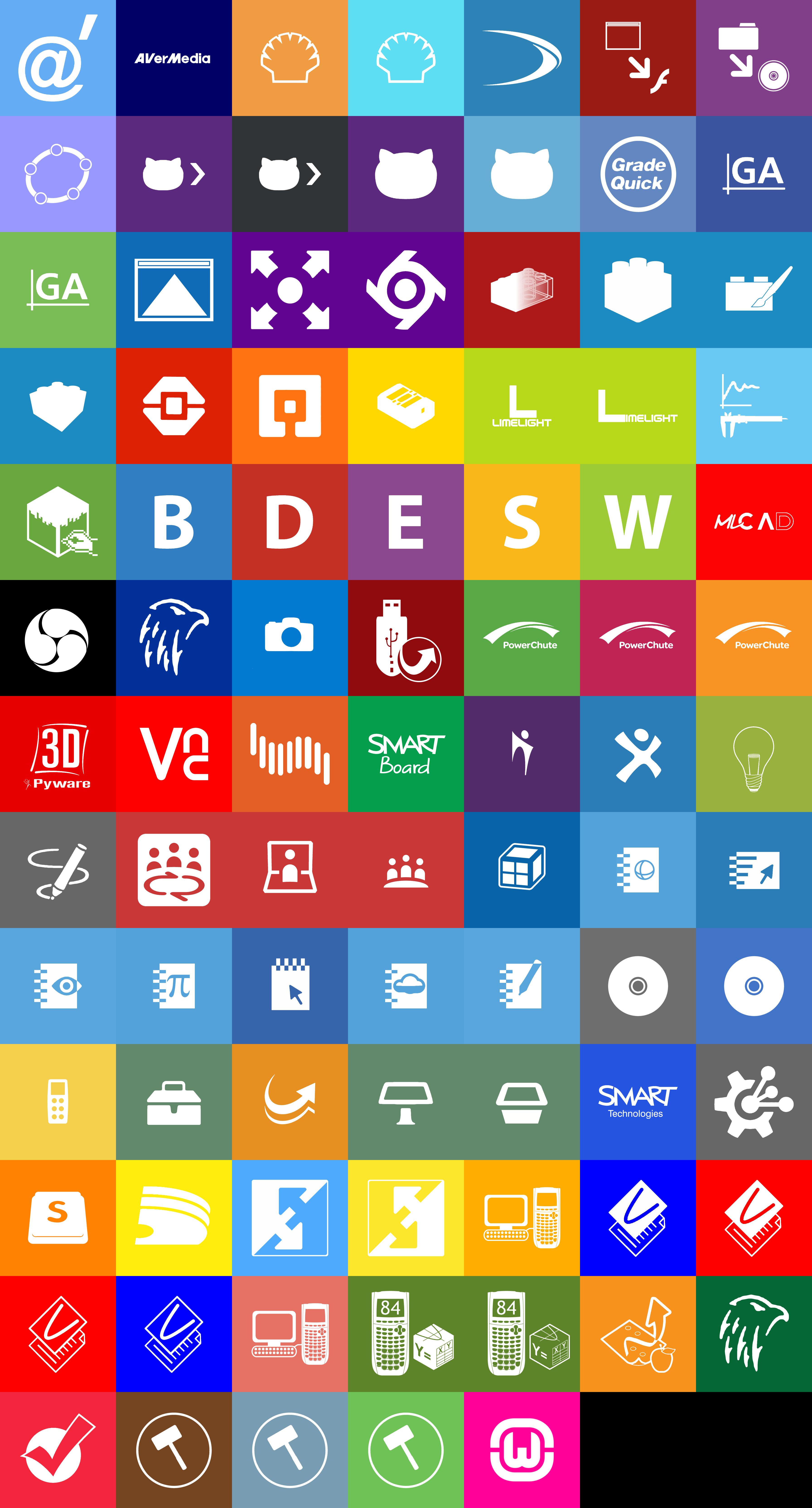 Metro Style Utility Icons By Kuenzign On Deviantart