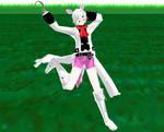 [MMD] Male Funtime Foxy (Toy Foxy) Model DL