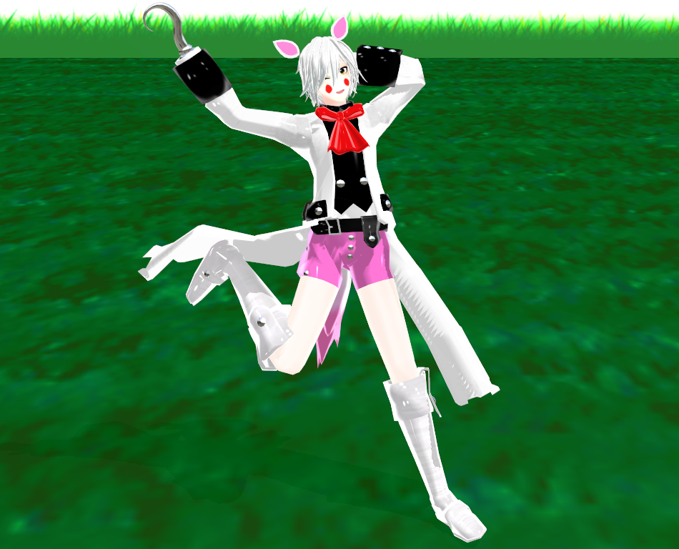 Mmd male funtime foxy toy foxy model dl by zexionstrife on