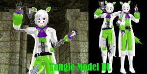 [MMD] Male Tangle Model DL