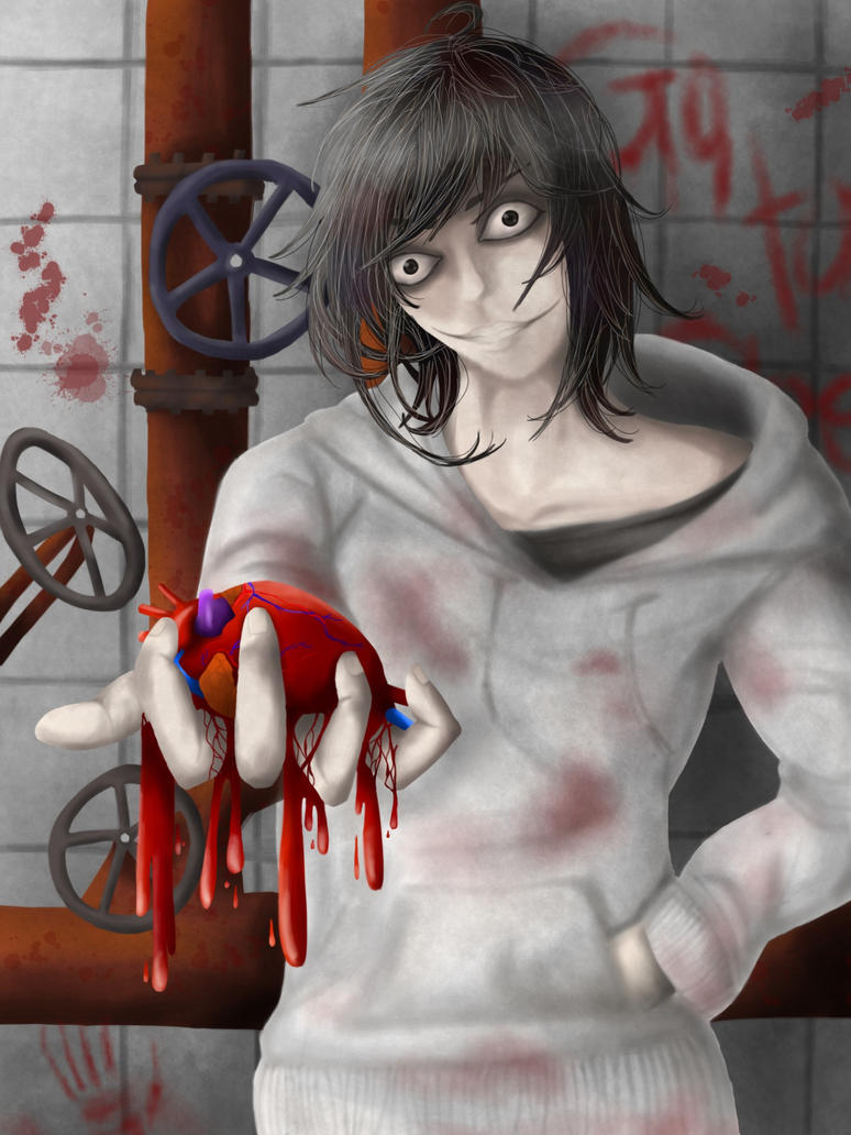 Jeff the Killer x Reader - Sweet Dreams (Part 12) by