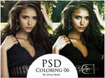 PSD Coloring 06