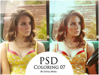 PSD Coloring 07 by LittleMusa