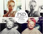 PSD Melody of summer10 by LittleMusa