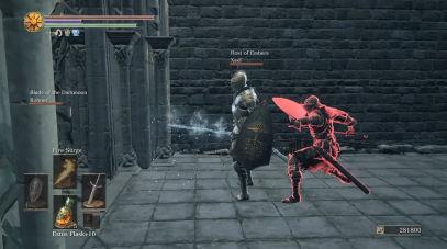 Dark Souls 3 Saving a Friend