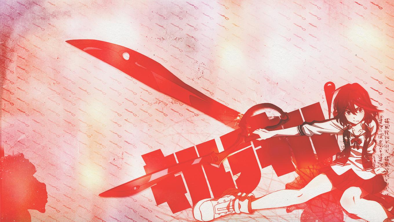 Google chrome theme guilty crown - Oredia 6 0 Ryuko Matoi Kill La Kill Google Chrome Theme