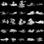 PS and GIMP Cloud Brushes