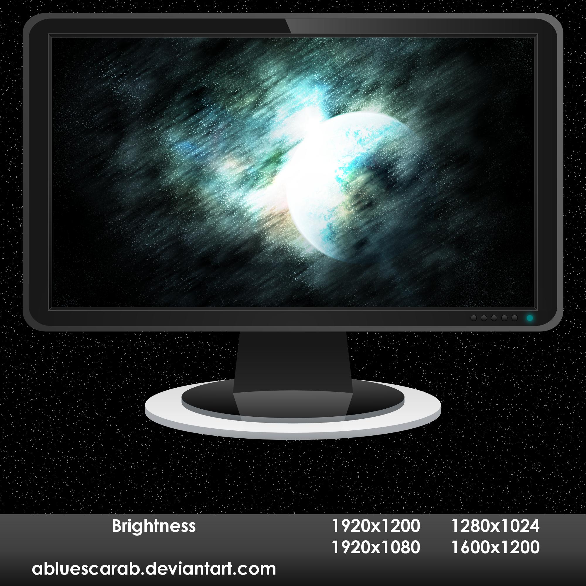 Brightness by abluescarab