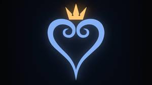 Kingdom Hearts - Logo Wallpaper