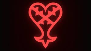 Kingdom Hearts - Heartless Wallpaper