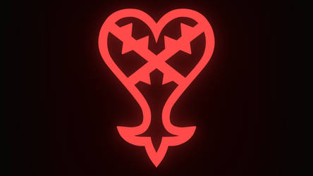 Kingdom Hearts - Heartless Wallpaper