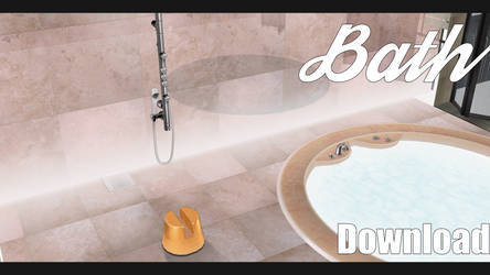 |MMD| Bath Download