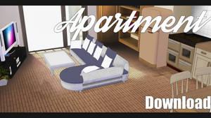  MMD  Bedsitting Room Apartment Download