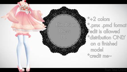 |MMD| Elin Asian Dress Download