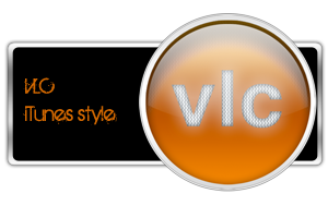 vlc iTunes10 style by HeikoRademacher