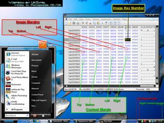 Vista Image + Content Margins