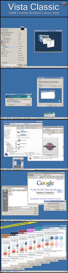 Vista Classic - BETA 2.6
