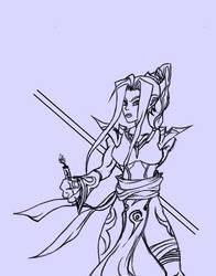 Sin Talisman by LordOC