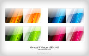 Abstract Wallpaper 1280x1024 by Basti93