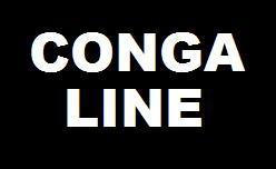 Conga Line Template by FLAnimate