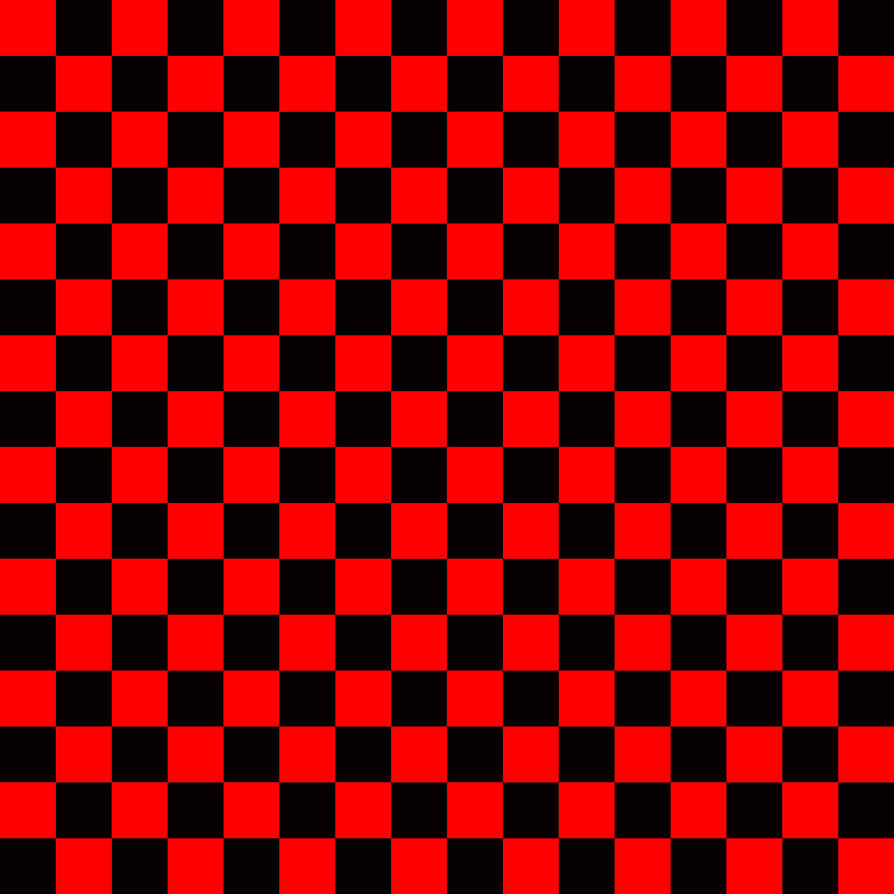 black red squares by starchim01
