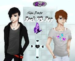 Sim Date: Rock VS Pop by Yuki-Mio