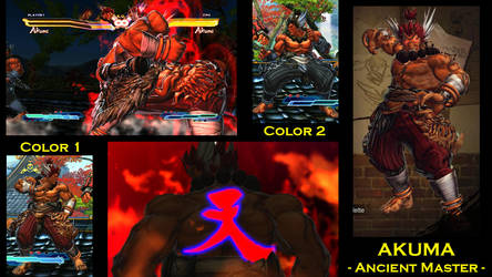 SFxT Characters on StreetModders - DeviantArt
