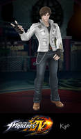 The King of Fighters XIV: Kyo