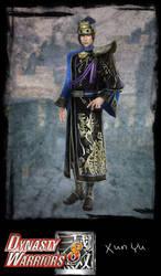 Dynasty Warriors 8: Xun Yu