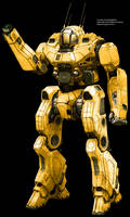 MWO (unofficial) Wasp template
