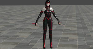Paragon Countess For XNALara