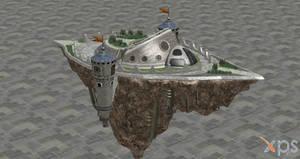 Dragon Quest Heroes Ship For XNALara