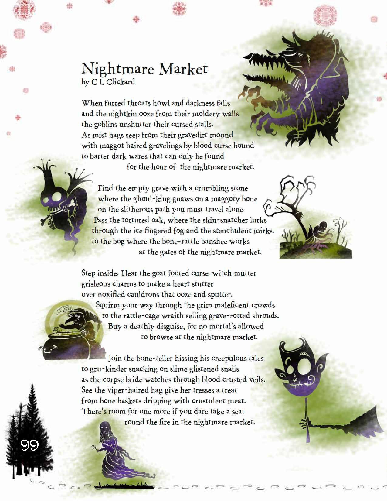 Nightmare Market by victriciamalicia on DeviantArt